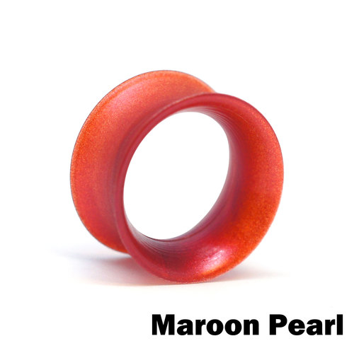 Maroon Pearl Skin Eyelets by Kaos Software