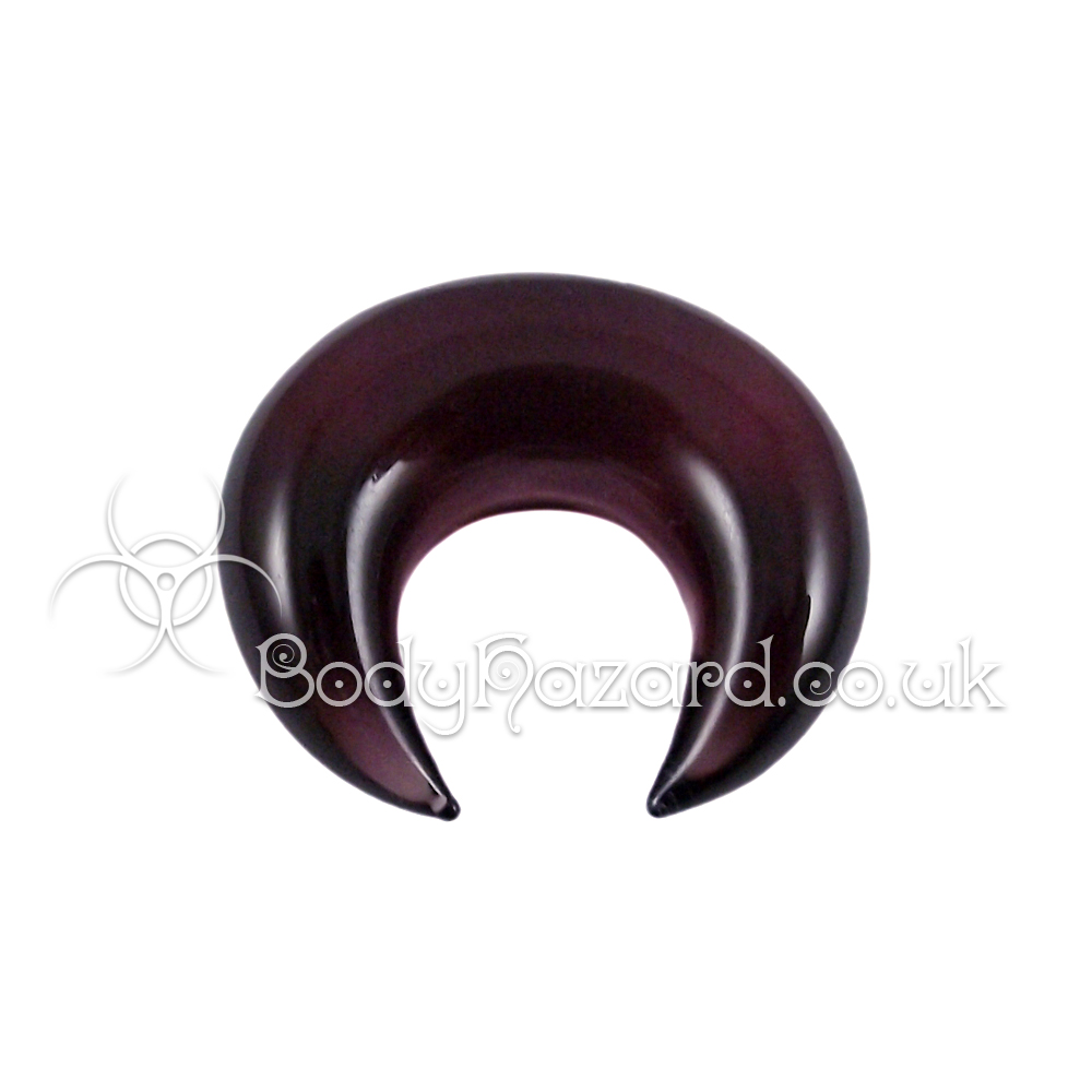Purple Septum Pincher 8mm by Gorilla Glass