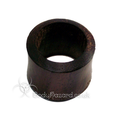 Sono Wood Double Flared Eyelets